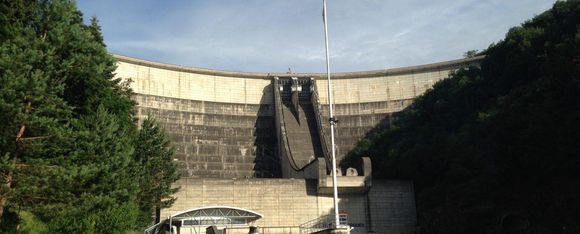Gestion des risques dans un barrage