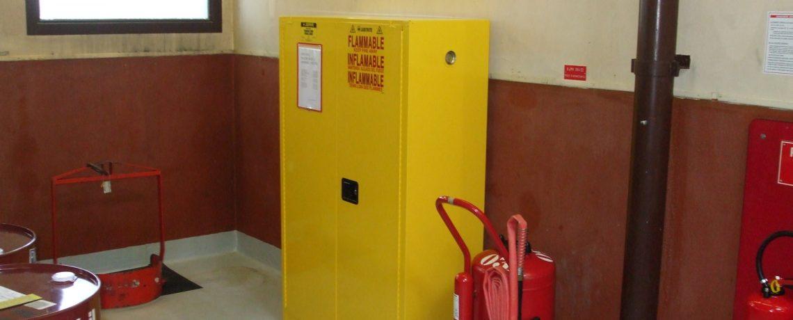 Audit de conformité du matériel incendie en entreprise