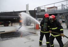 Formation pompier