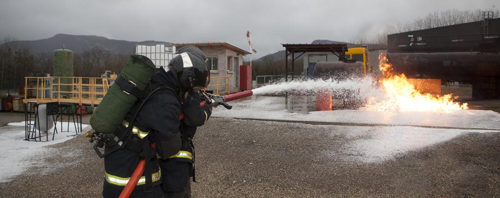 Centre de formation pour pompier