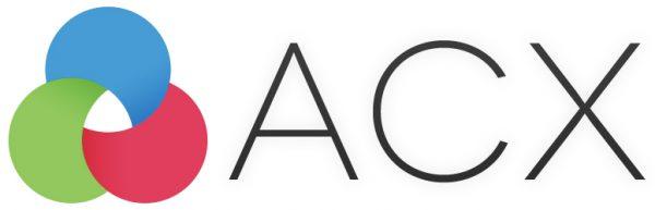 Logo ACX