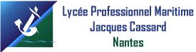 Logo Lycée maritime de Nantes