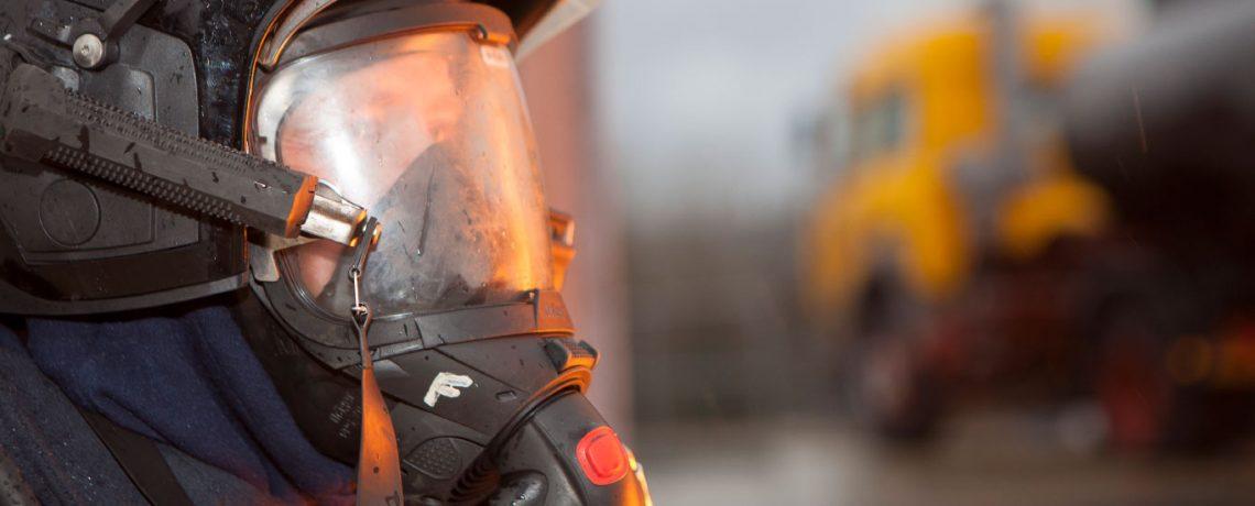 Equipement pour intervention sur incendie