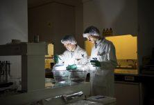 Risque chimique en entreprise médicale