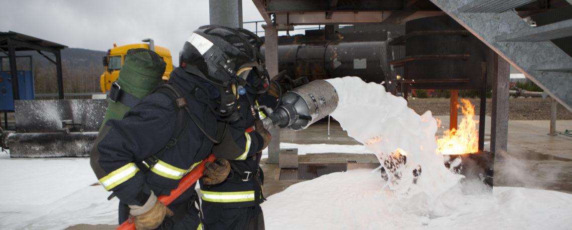 Formation prévention incendie par Ifopse Centre de formation sécurité en entreprise & incendie