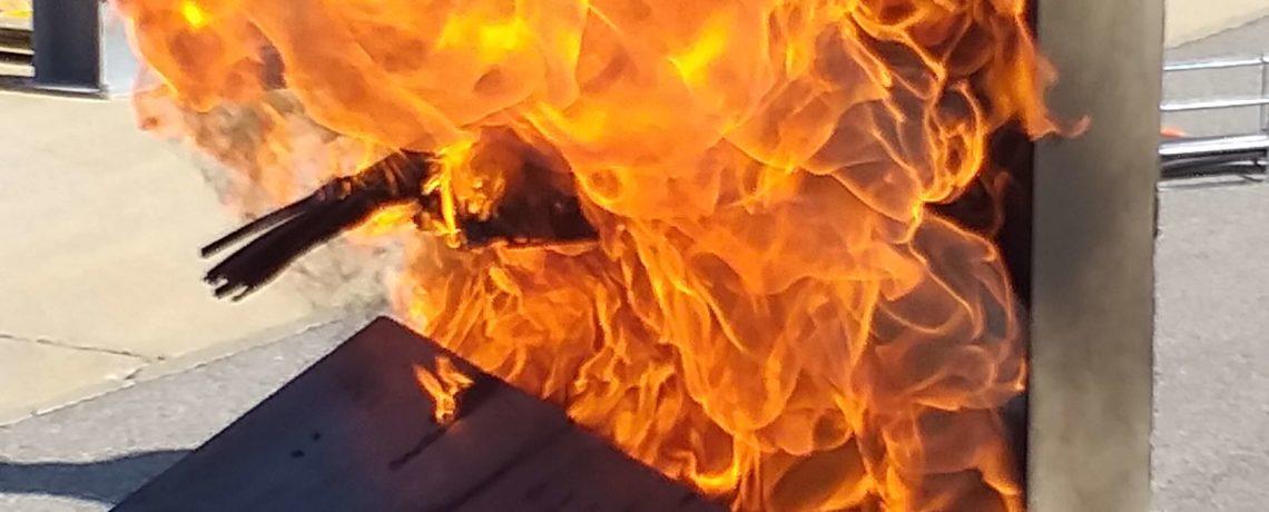essai incendie